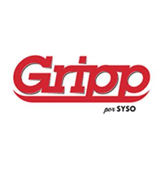 Logo de la marca Gripp