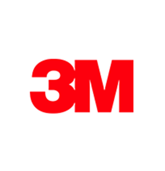 Logo de la marca 3M