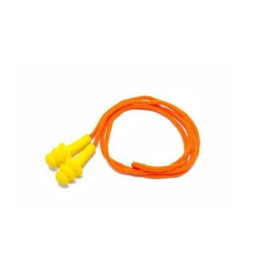 Imagen de Tapón auditivo Reutilizable SYSO x 100