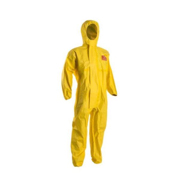 Imagen de Overol de Protección Coverchem Amarillo