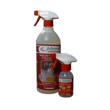 Imagen de Liquido Antideslizante 1lt para suelos y bañeras